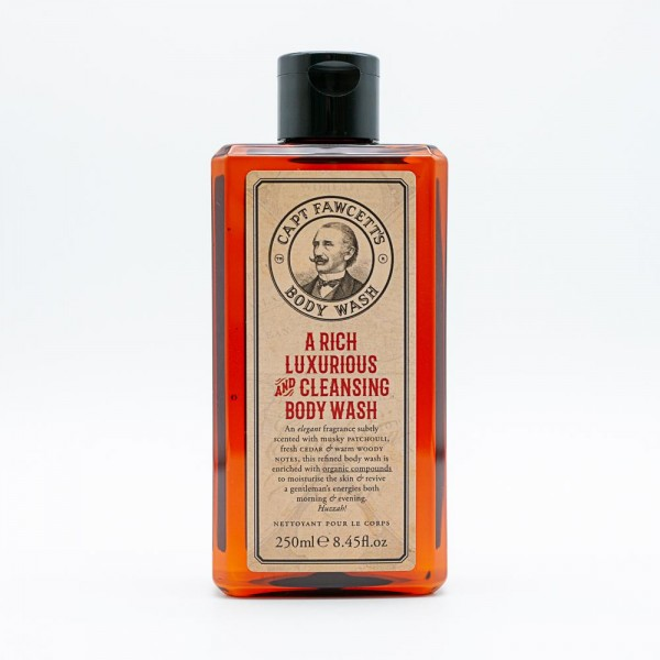 Captain Fawcett - Expedition Body Wash 250 ml
