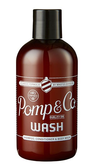 Pomp & Co. - The Wash