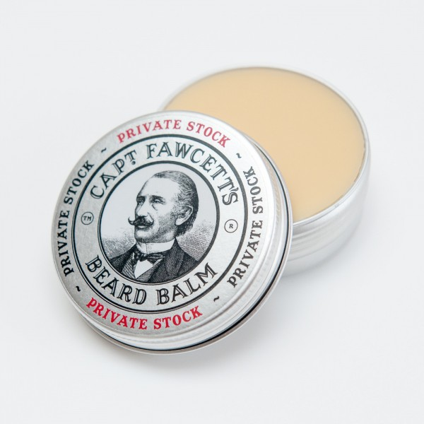 Captain Fawcett - Beard Balm (Bartbalsam) - Private Stock 60 ml