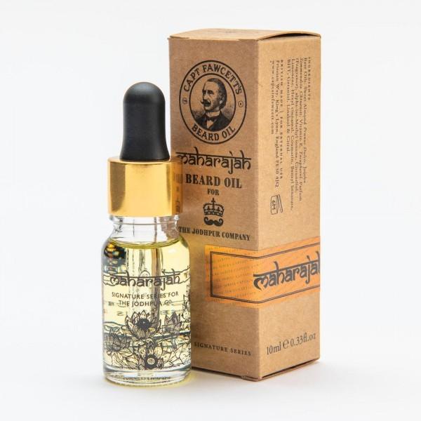 Captain Fawcett - Beard Oil (Bartöl) - Maharajah