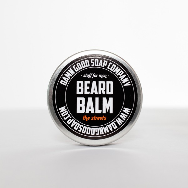 Damn Good Soap Company Beard Balm (Bartbalsam) 50 ml - Duft: The Streets