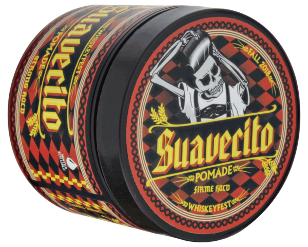 Suavecito Pomade WHISKEYFEST firme/strong Hold 113g