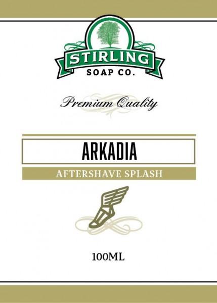 Stirling Soap Company - Aftershave Splash Arkadia 100 ml
