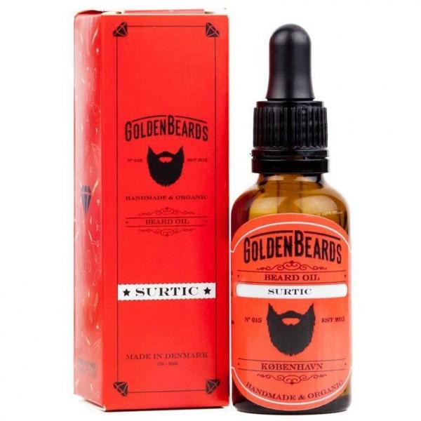 Golden Beards - Bartöl 30 ml - SURTIC