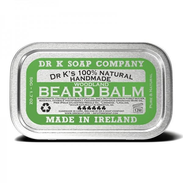 Dr K Beard Balm WOODLAND - Bartbalsam 50g