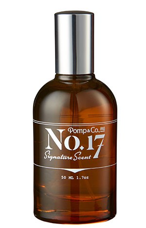 Pomp & Co. - Eau de Parfum No.17 - Signature Scent 50 ml