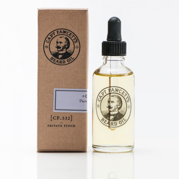 Captain Fawcett - Beard Oil (Bartöl) Private Stock