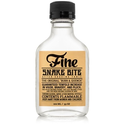 Fine Classic After Shave - Snake Bite 100 ml