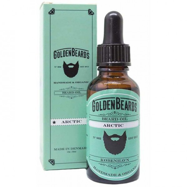 Golden Beards - Bartöl 30 ml - ARCTIC