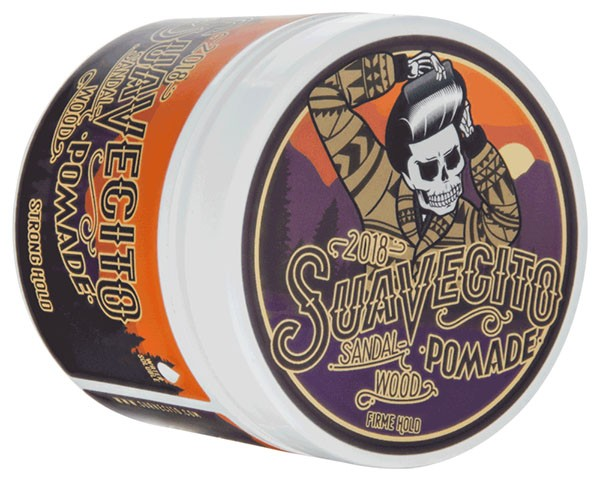 Suavecito Pomade SANDALWOOD firme/strong Hold 113g