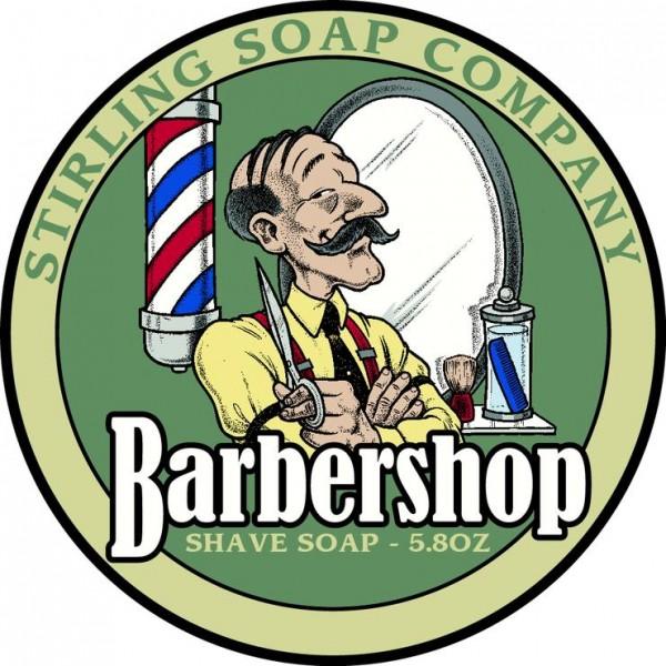 Stirling Soap Company - Rasierseife Barbershop 170 ml
