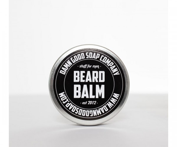 Damn Good Soap Company Beard Balm (Bartbalsam) 50 ml - Duft: Original