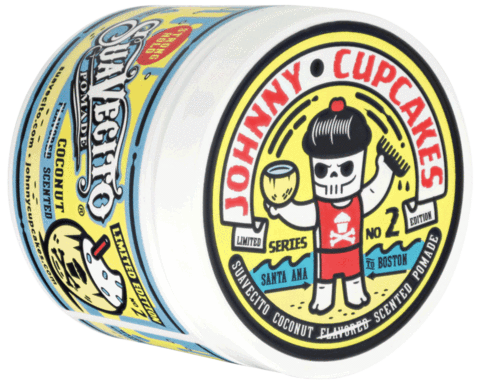 Suavecito Pomade X Johnny Cupcakes Series 2 firme/strong Hold 113g