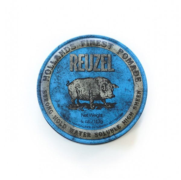 Reuzel High Sheen Pomade (blaue Reuzel)