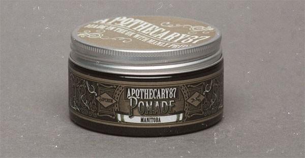 Apothecary87 - MANITOBA Hair Pomade 100g