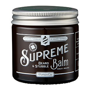 Pomp & Co. - SUPREME Beard & Stubble Balm 60 ml