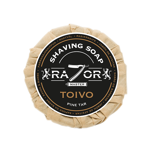 Razor Master Rasierseife 80g Duft: TOIVO (Kiefernteer)