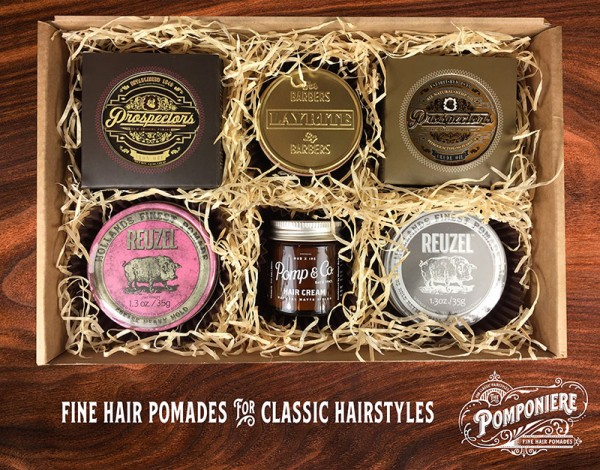POMPONIERE BOX - MIXED EDITION