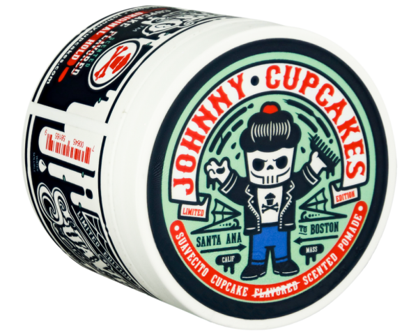 Suavecito Pomade X Johnny Cupcakes Original Hold 113g