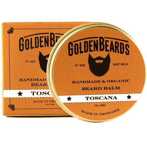 Golden Beards - Bartbalsam 30 ml - TOSCANA