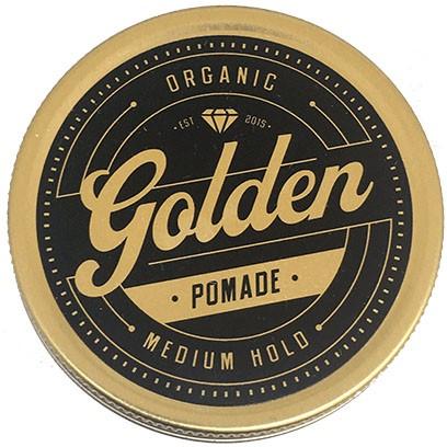 Golden Beards - Haarpomade Medium Hold 100 ml