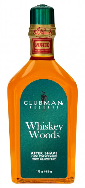 Clubman Pinaud - Whiskey Woods After Shave Lotion