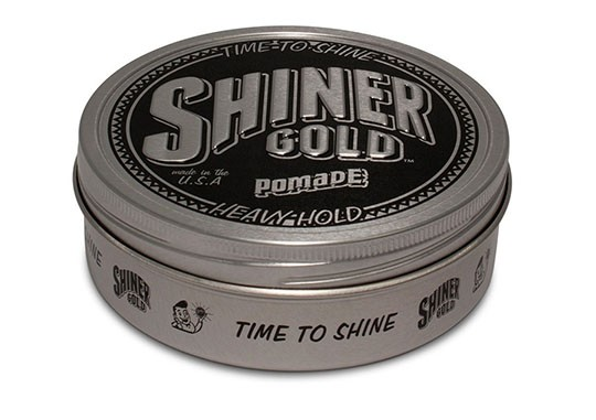 Shiner Gold HEAVY HOLD Classic Pomade 118 ml