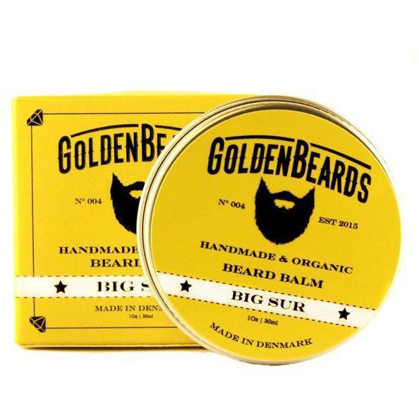 Golden Beards - Bartbalsam 30 ml - BIG SUR