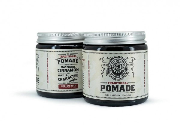 The Bearded Chap – Traditional Pomade 95g