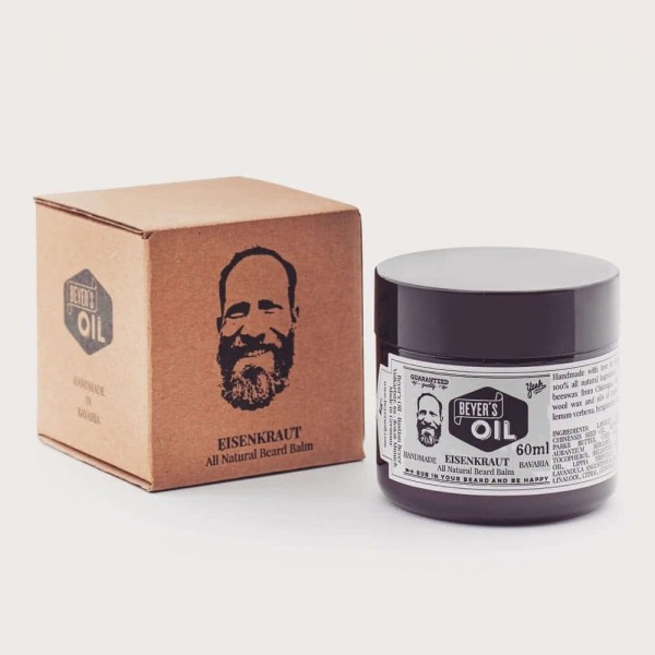 Beyer's Oil Beard Balm Eisenkraut 60 ml