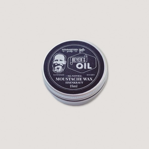 Beyer's Oil Moustache Wax 15 ml