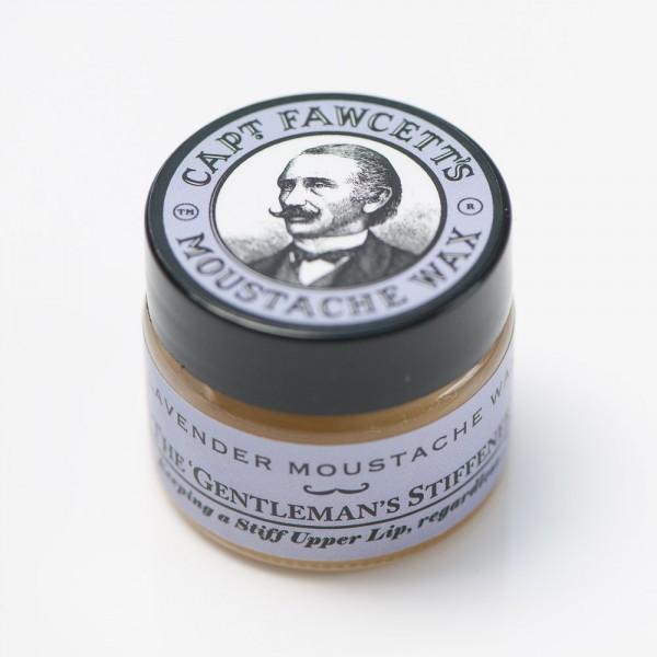 Captain Fawcett - Moustache Wax (Bartwichse) - Lavender 15 ml
