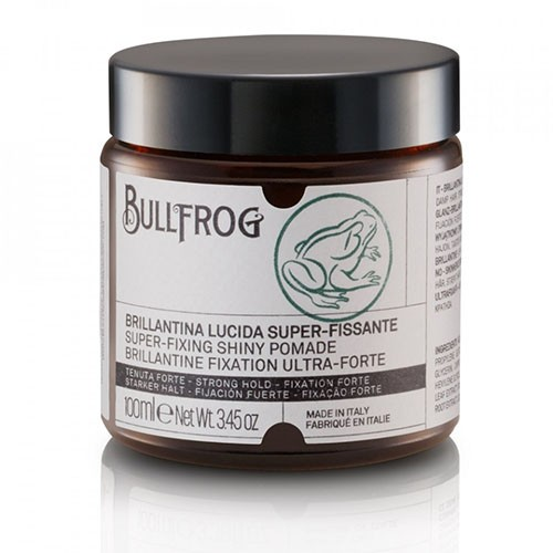 Bullfrog - Super-Fixing Shiny Pomade 100 ml
