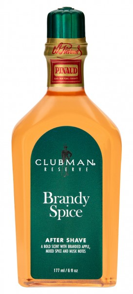 Clubman Pinaud - Brandy Spice After Shave Lotion