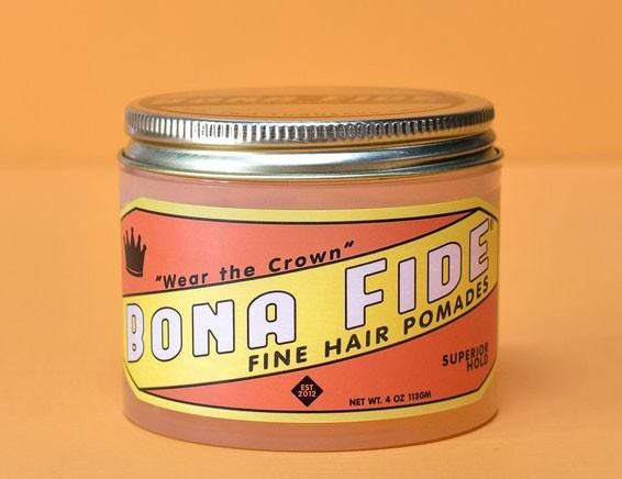 Bona Fide - Pomade Superior Hold 113g