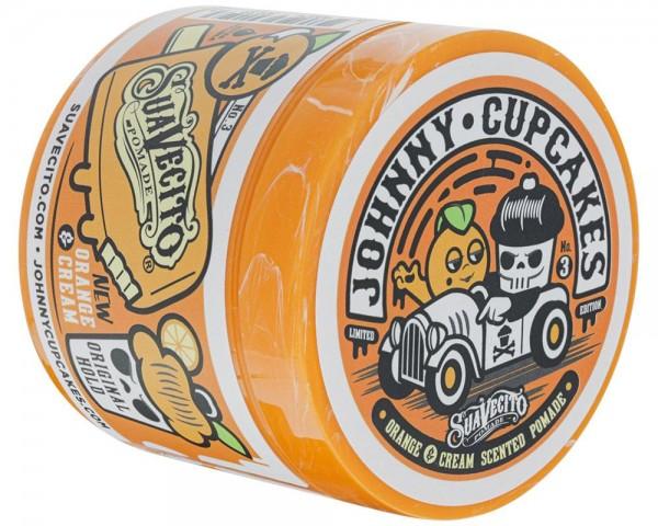 Suavecito Pomade X Johnny Orange & Cream Cupcakes Original Hold 113g