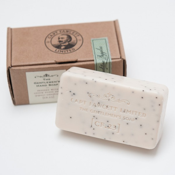 Captain Fawcett - The Gentlemen's Soap (Seife) 165g