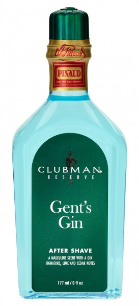 Clubman Pinaud - Gents Gin After Shave Lotion