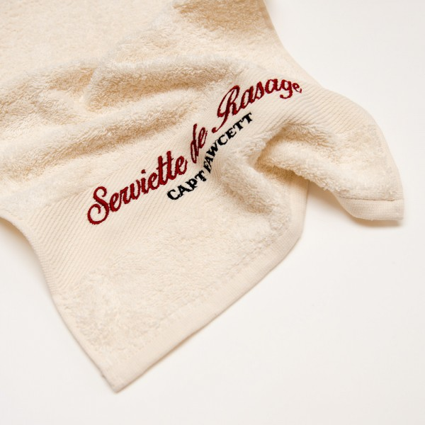 Captain Fawcett - Luxurious Hand Towel (Handtuch)