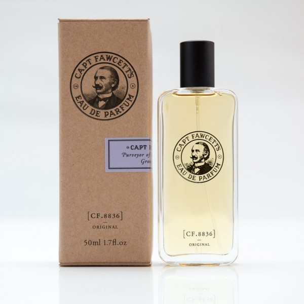 Captain Fawcett - Eau de Parfum Private 50 ml