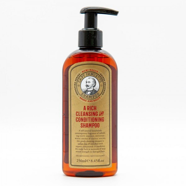 Captain Fawcett - Ricki Hall Shampoo 250 ml