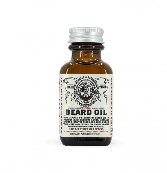 The Bearded Chap - Original Beard Oil 30 ml