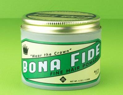 Bona Fide - Matte Clay 113g