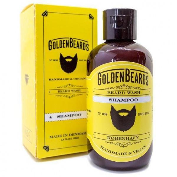 Golden Beards - Bartshampoo 100 ml
