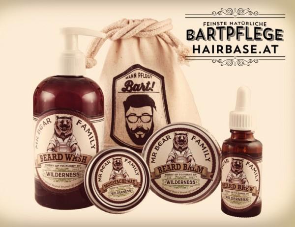 MR BEAR FAMILY - ROYAL BAG - Bartpflege-Set (6-teilig)