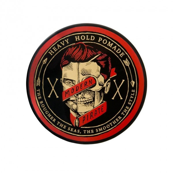 Modern Pirate - Heavy Hold Pomade 100 ml