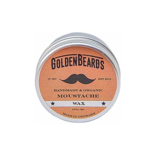Golden Beards - Moustache Wax 15 ml