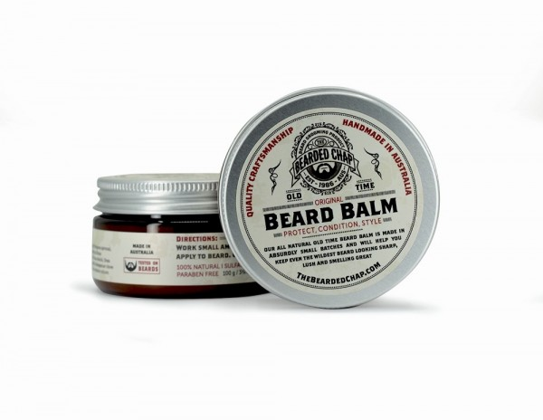 The Bearded Chap - Original Beard Balm 100g