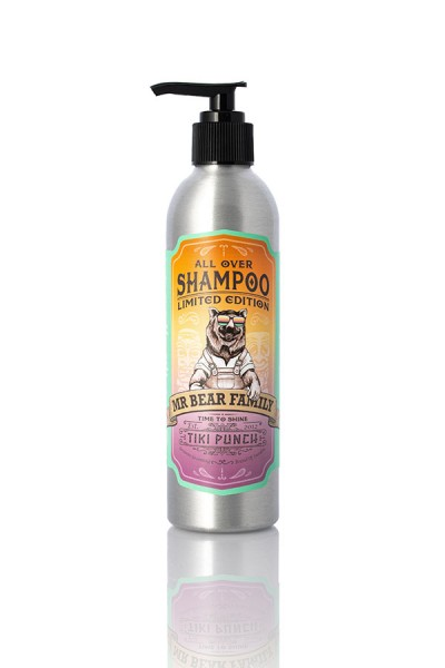 Mr Bear Family TIKI PUNCH All Over Shampoo 250 ml