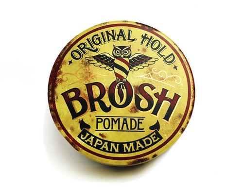 BROSH - Original Hold Pomade 115g